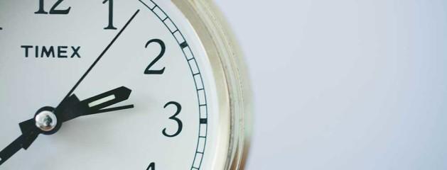 In welcher Zeit leben wir?