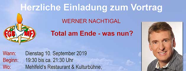 Total am Ende – was nun?
