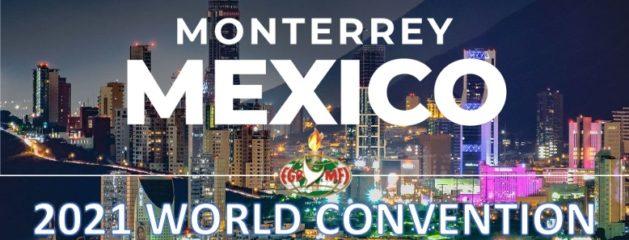 2021 FGBMFI Weltkonferenz in Monterrey, Mexico